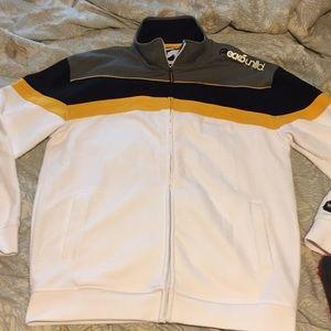 Vintage ecko unlimited warm-up jacket size xlarge